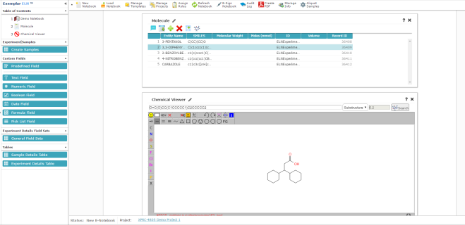Electronic Laboratory Notebook (ELN) | Lab Notebook Software